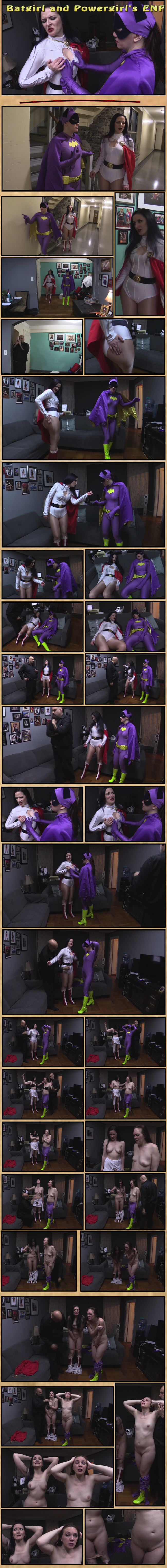 Batgirl's and Powergirls ENF nightmare 1